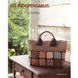 """Livre """"Les indispensables sacs et pochettes"""""""