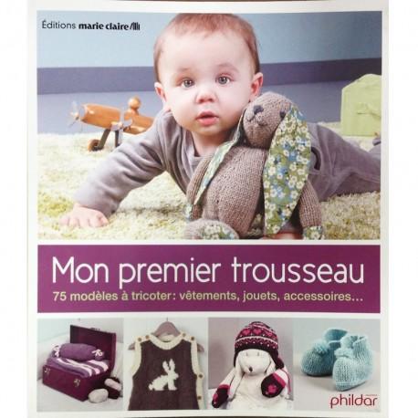 """Livre """"Mon premier trousseau"""""""