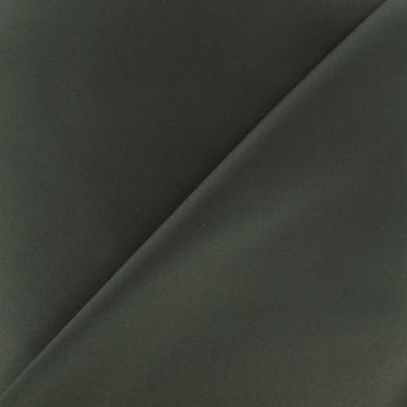 Satiny Lycra Gabardine Fabric - Sage Green x 10cm