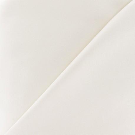 Tissu Gabardine Lycra beige clair x 10cm