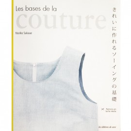 """Livre """"Les bases de la couture"""""""