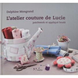 """Livre """"L'atelier couture de Lucie"""""""