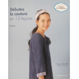 """Livre """"Débutez la couture en 12 leçons"""""""