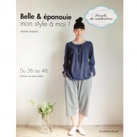 """""""Belle & épanouie mon style à moi"""" book"""