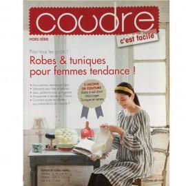 """Hors-série """"Coudre c'est facile - Robes & tuniques"""""""