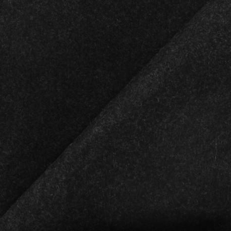 Tissu Feutrine gris anthracite x 10cm