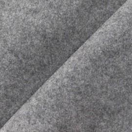 Tissu Feutrine gris x 10cm