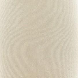Tissu toile transat Playa Uni avoine (43cm) x 10cm