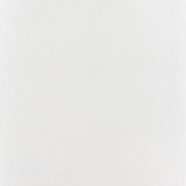 Tissu toile transat Playa Uni écru x 10cm