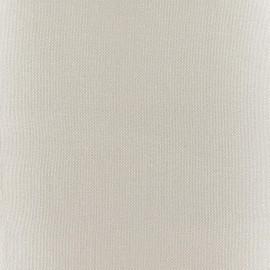 Tissu toile transat Playa Uni ficelle (43cm) x 10cm