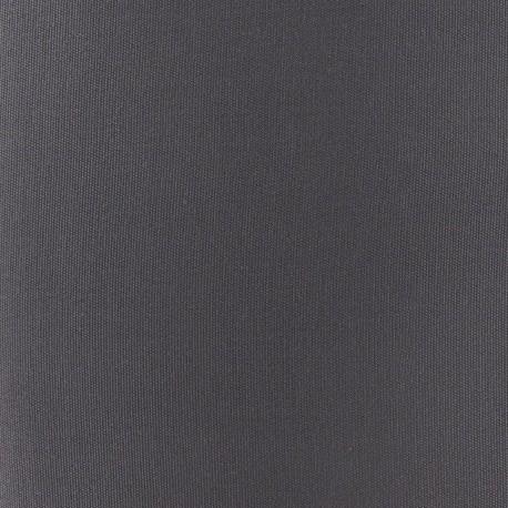 Deckchair Canvas Fabric - Playa Uni thunderstorm (43cm) x 10cm