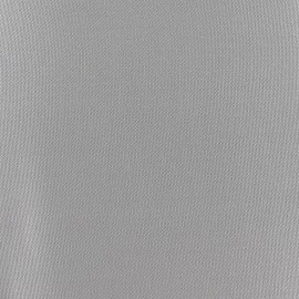 Tissu toile transat Playa Uni gris x 10cm