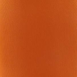 Deckchair Canvas Fabric - Playa Uni orange (43cm) x 10cm