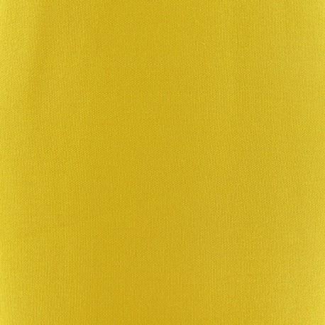 Deckchair Canvas Fabric - Playa Uni yellow (43cm) x 10cm