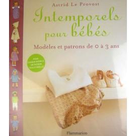"""Livre """"Intemporels pour bébés """""""