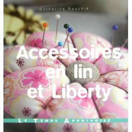 """Book """"Accessoires en lin et Liberty"""""""