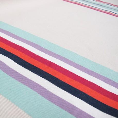Canvas Fabric - Socoa Jade
