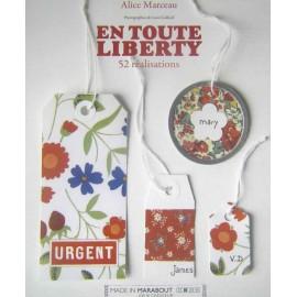 """Book """"En toute Liberty"""""""