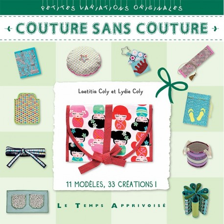 """Livre """"Couture sans couture"""""""