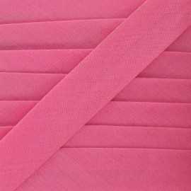 Multi-purpose-fabric Bias binding 20mm - dark pink