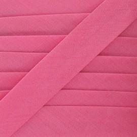 Multi-purpose-fabric Bias binding 20mm - dark pink