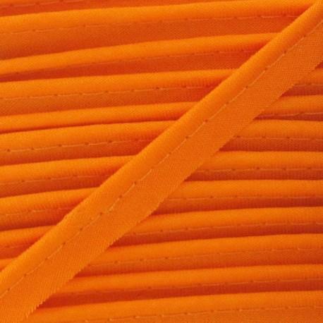 Passepoil tout textile orange