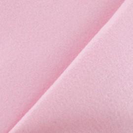 Tissu Feutrine rose x 10cm