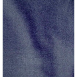 Short velvet fabric - navy x 10cm
