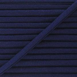 Cordon Maillot de Bain Uni - Bleu marine x 1m