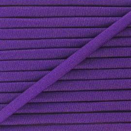 Cordon Maillot de Bain Uni - Violet x 1m