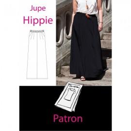 Patron Jupe hippie