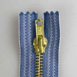 Fermeture Eclair® spécial jean - jeans délavé
