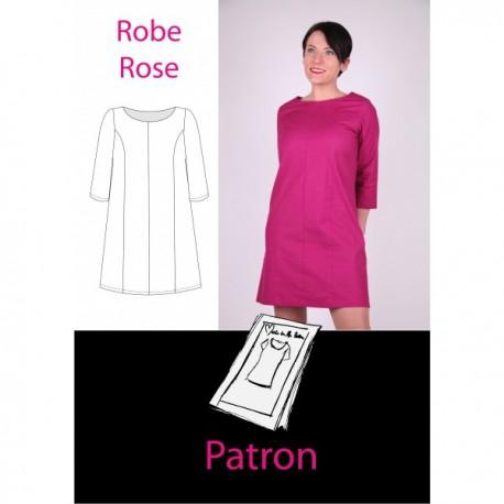Patron Robe rose