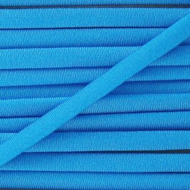 Cordon Maillot de Bain Uni - Turquoise x 1m