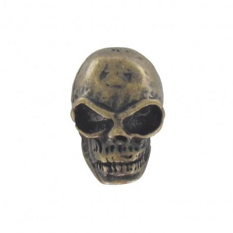 Metal button, hamlet - bronze