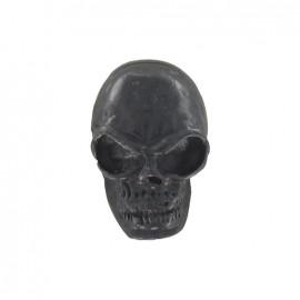 Bouton métal hamlet noir