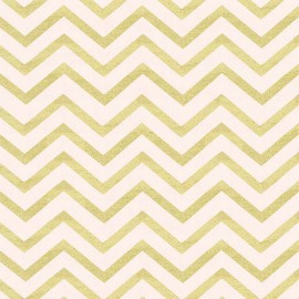 Fabric Glitz chevron confection x 10cm
