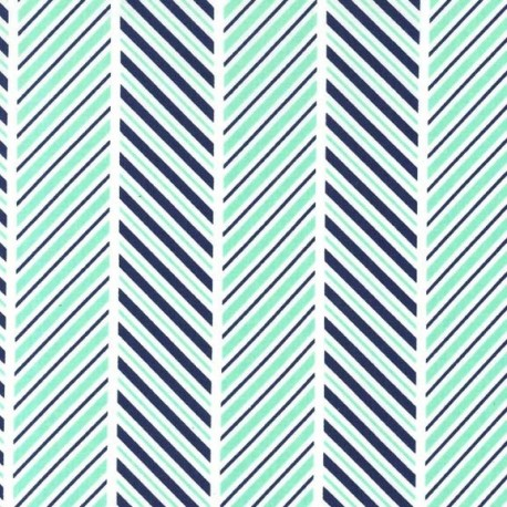 Fabric The Littles Stripe spro x 10cm