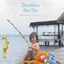"""Livre """"Doudous des îles"""""""