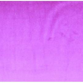 Velours éponge lilas