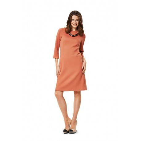 Dress & Shirt Sewing Pattern Burda n°7031