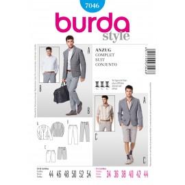 Patron Complet Burda n°7046