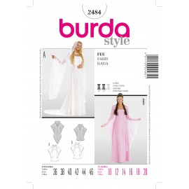 Fairy Sewing Pattern Burda n°2484