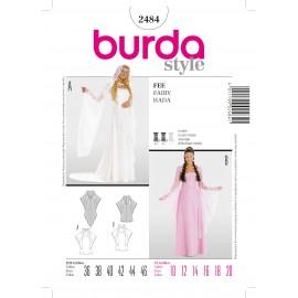 Patron Fée Burda n°2484