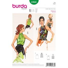 Patron Blouse Burda n°6967