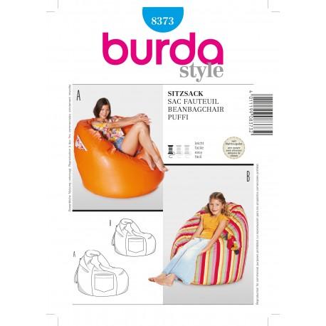 Puff Sewing Pattern Burda n°8373