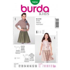 ♥ Dress Sewing Pattern Burda n°9454 ♥