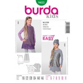 Dress Sewing Pattern Burda n°9455