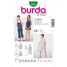 Overalls Sewing Pattern Burda n°9464