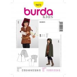 Patron Robin Burda n°9472